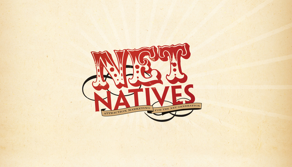 Logo Design for Net Natives