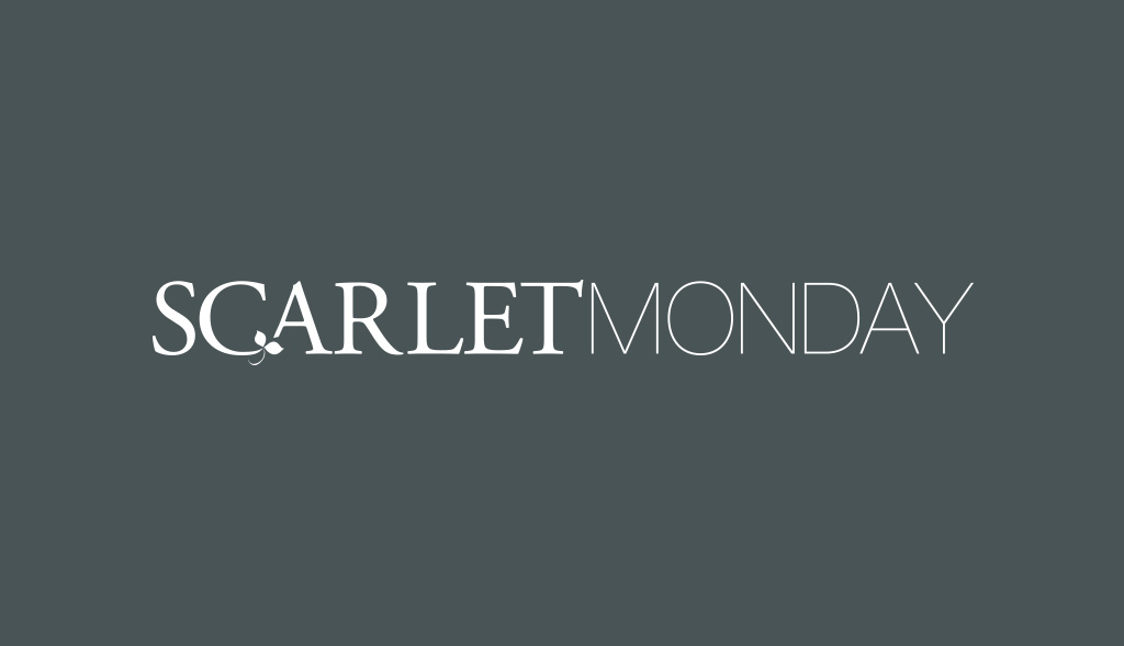 Logo Design for Scarlet Monday