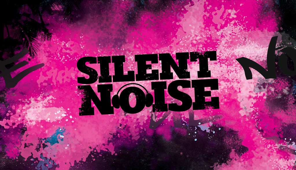 Logo Design for Silent Noise