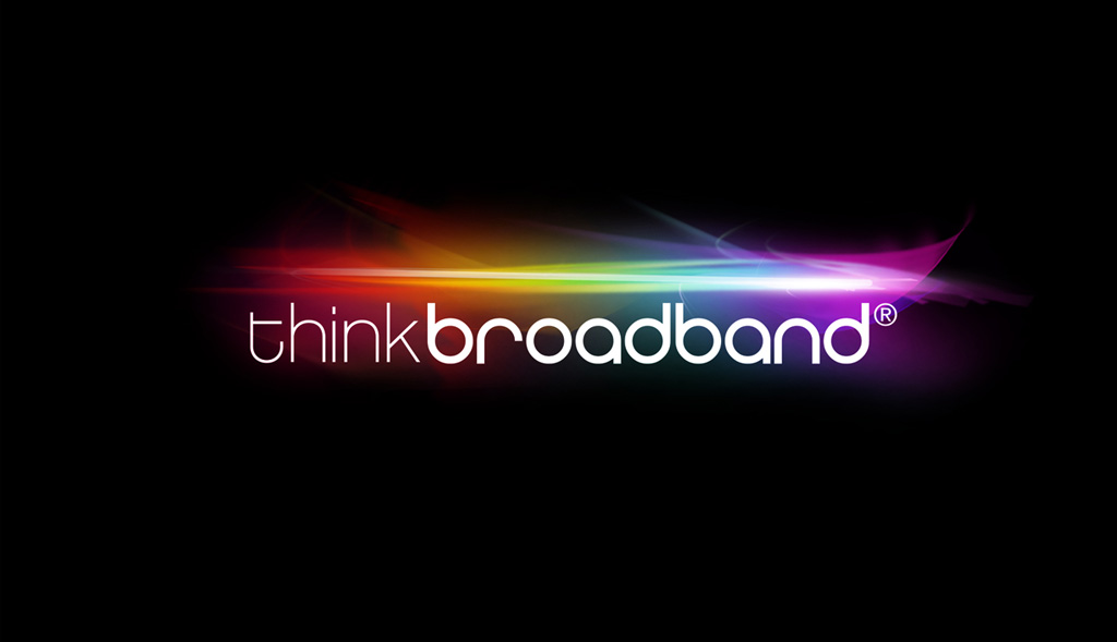 Logo Design for thinkbroadband.com